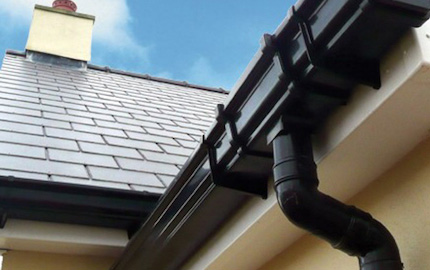 Gutter Replacement & Repairs